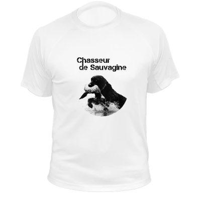 t-shirt de chasse, cadeau anniversaire