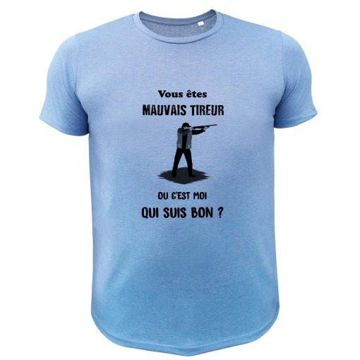 cadeau d'anniversaire pour un chasseur, t-shirt humour