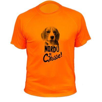 vêtement de chasse orange fluo, cadeau de Noël
