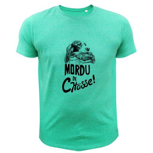 cadeau anniversaire homme chasseur, t-shirt very, setter