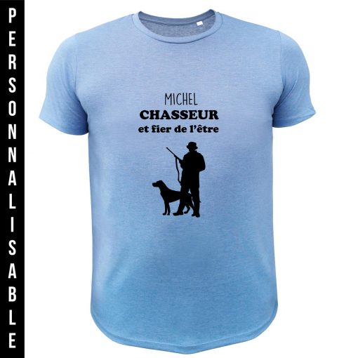 teeshirt-chasse-PERSONNALISE-CADEAU-CHASSEUR