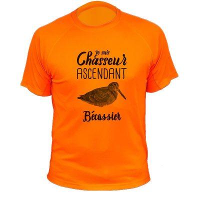 tee-shirt-chasseur-becasse