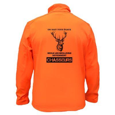 veste-fluo-orange-chasse-cerf