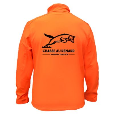 veste-chasse-orange-renard