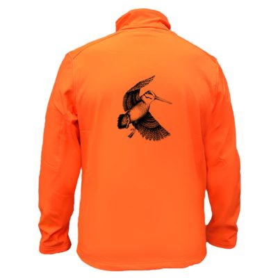 veste-fluo-orange-chasse-becasse
