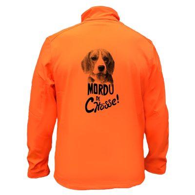 veste-pluis-chasse-beagle