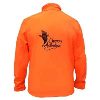 veste-fluo-orange-becasse
