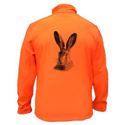 veste-chasse-orange-fluo-lievre