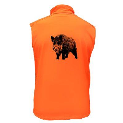 veste-traque-chasse-sanglier-orange