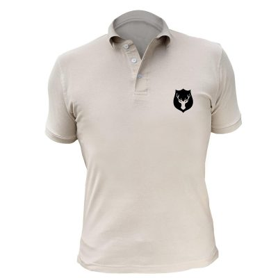 polo chasseur cerf