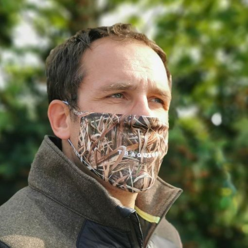masque chasse traqueur