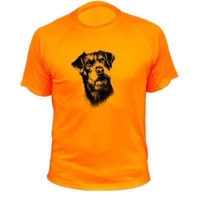 T-shirt chasseur - chien d'arrêt