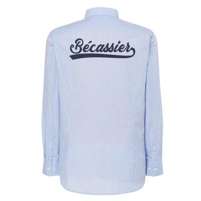 chemise-becassier-becasse