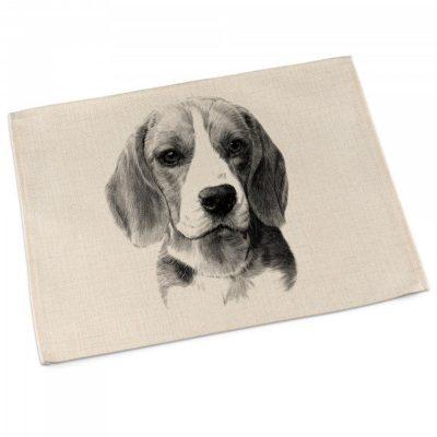 -set-table-chien-beagle