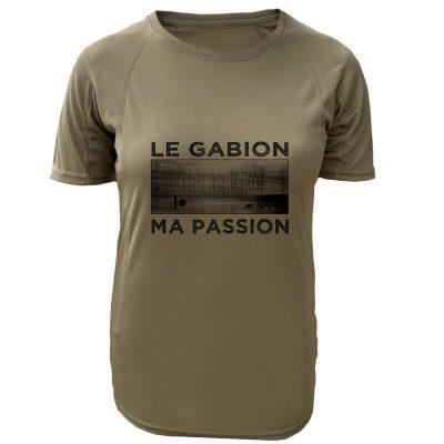 tshirt-chasseresse-gabion
