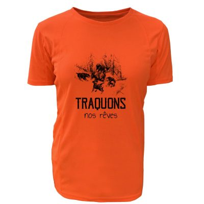 tshirt-chasseresse-traquons-nos-reves