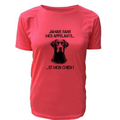 tshirt-chasseresse-chien-appelants